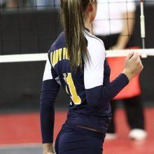 Красивые волейболистки