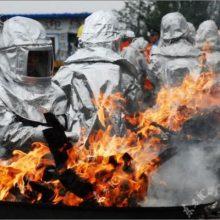 Китайские власти сжигают наркотики