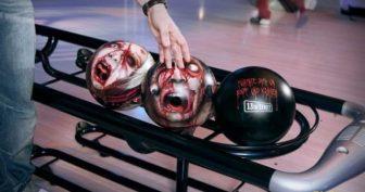 Жуткие шары для боулинга от дизайнеров