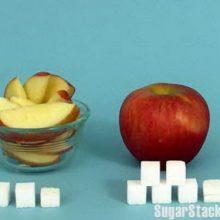 Количество сахара в различных продуктах (16 фото)