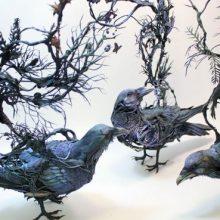 Невероятно детализированные скульптуры Эллен Джуетт (17 фото)