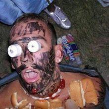 Прикольные фото пьяных. (11 фото)