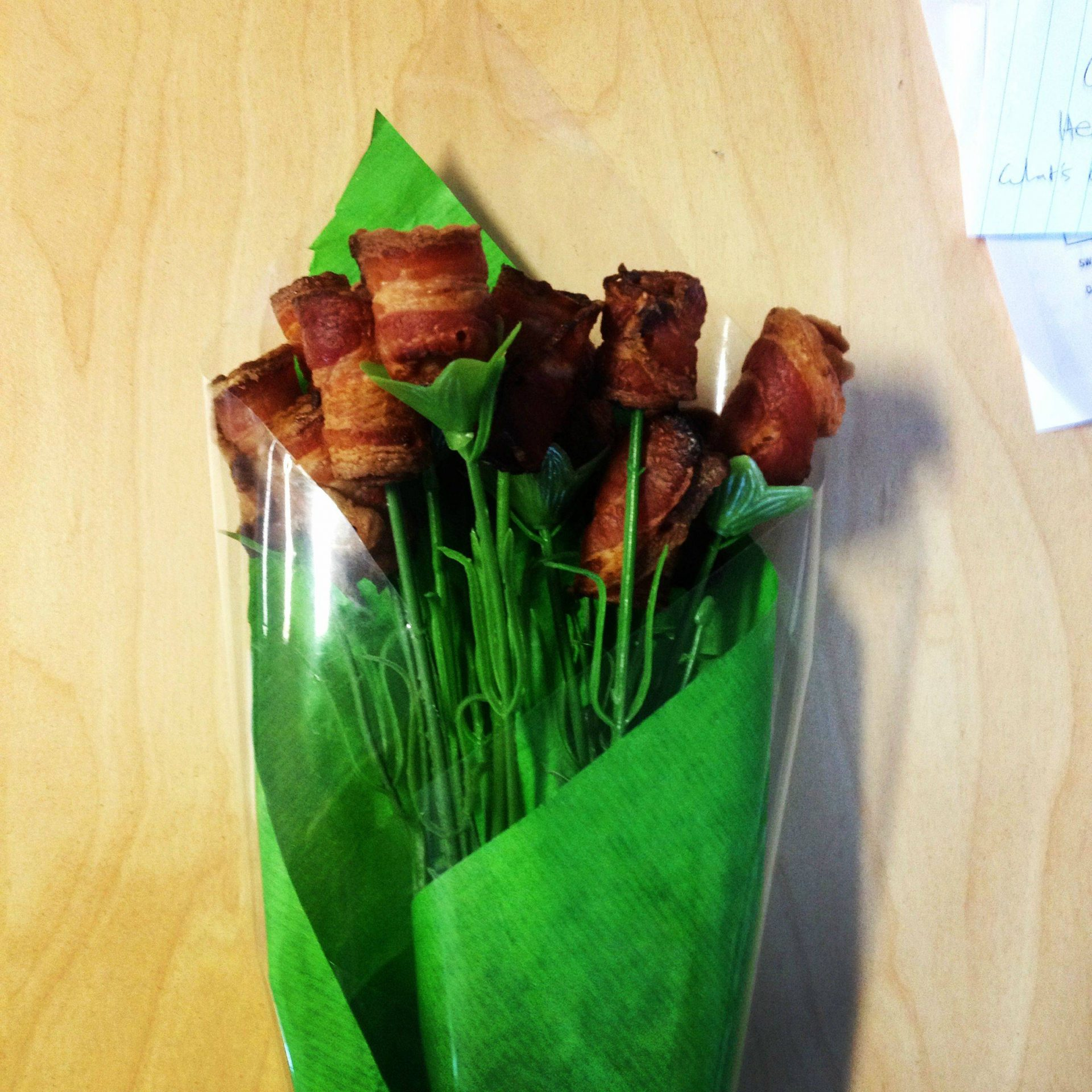 My-girlfriend-sent-a-bunch-of-flowers-to-my-work-for-my-birthday-funnyrepost.com-