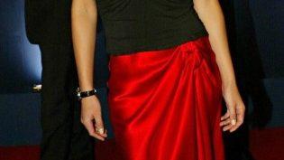 Платья Анны Курниковой. (11 фото)