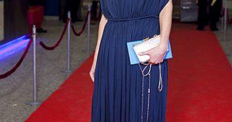 Платья Кристины Асмус. (11 фото)