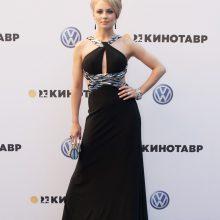 Платья Анны Снаткиной. (11 фото)