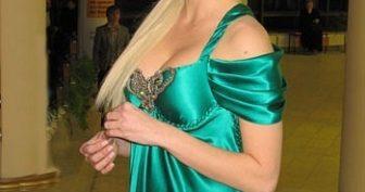 Платья Елены Кориковой. (11 фото)