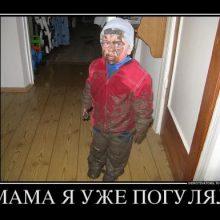 Смешные картинки про мам. (11 фото)