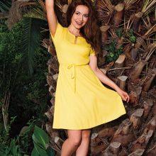 Платья Екатерины Гусевой. (11 фото)