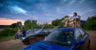 Прикольные картинки про Top Gear. (11 фото)