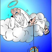 Анекдоты про религию