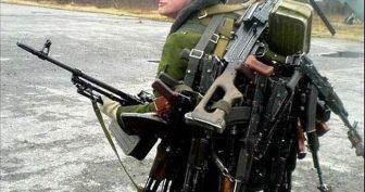 Приколы с оружием. (11 фото)