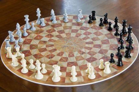 шахматы-422380