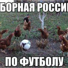 Приколы про сборную России по футболу (16 фото)