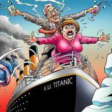 Приколы на выход Британии из Евросоюза. (11 фото)
