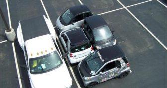 Приколы про парковку. (20 фото)