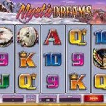 Особенности игрового автомата MysticDreams