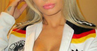 Немецкие девушки. (11 фото)