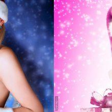 Картинки новогодних снегурочек ( 20 фото )