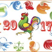 Картинки новогоднего петуха к 2017 году ( 7 фото )