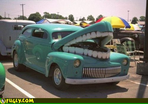 dentist-car