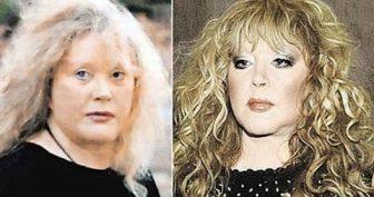 Знаменитости без макияжа (11 фото)