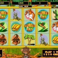 Игровой автомат — Monkey Boy
