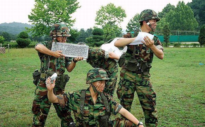 смешные прикольные фото армия книга
