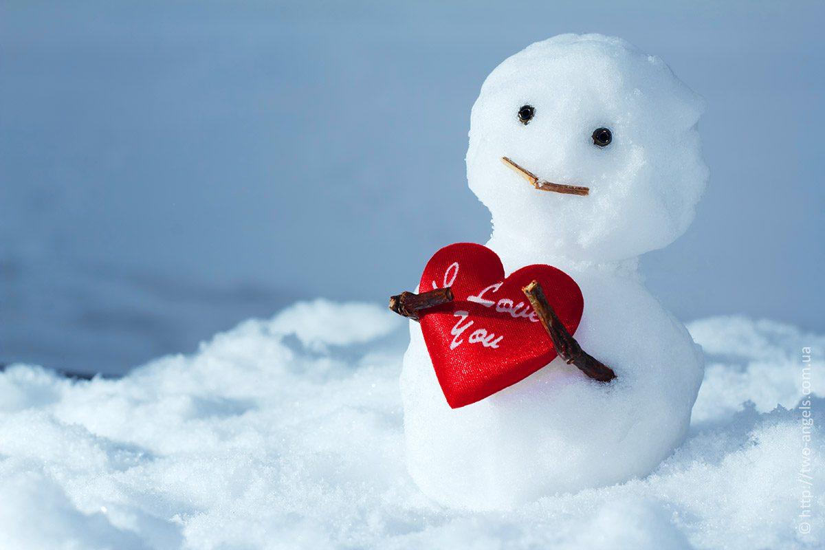 Фото про зиму красивые