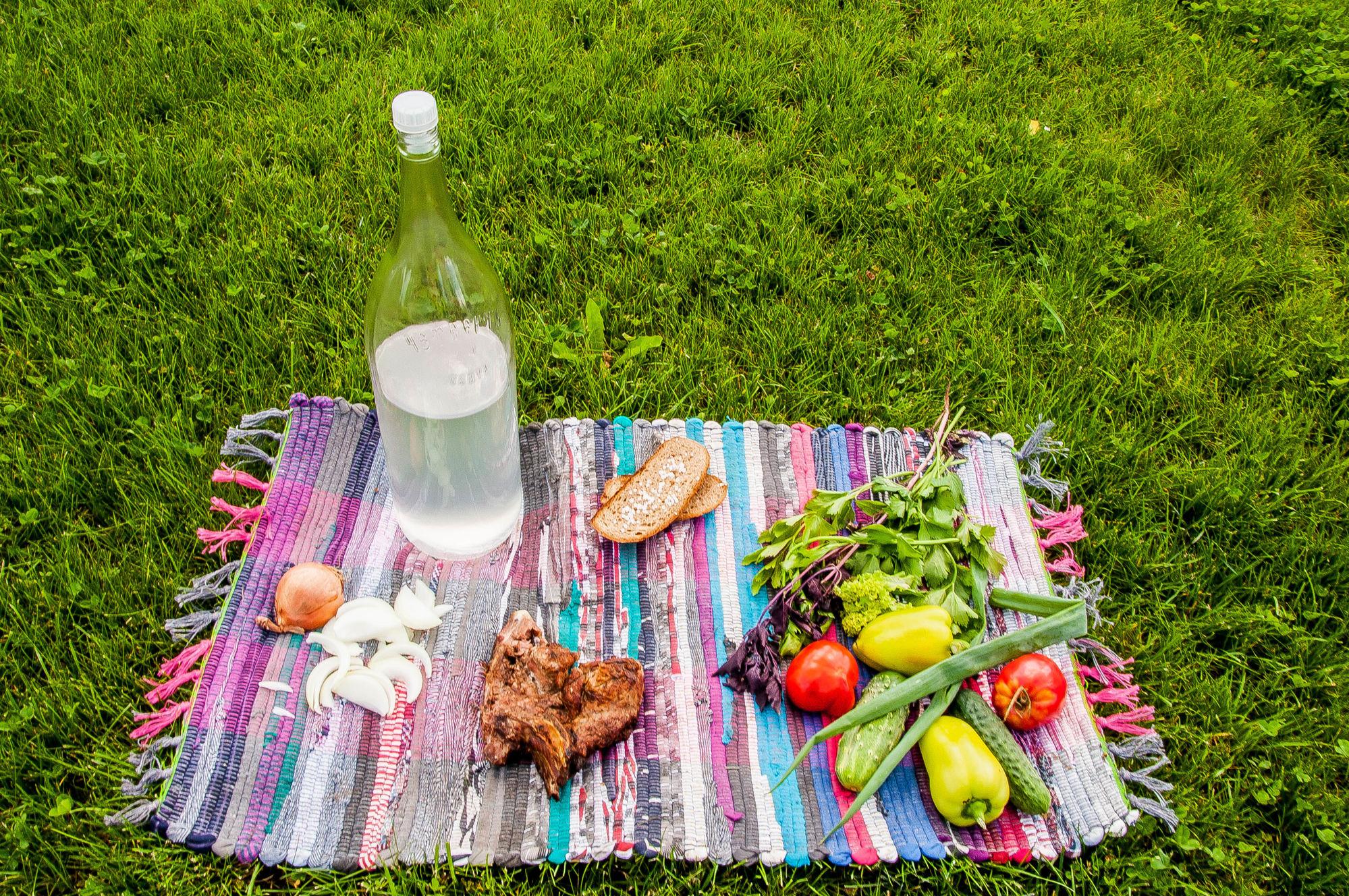 картинки про пикник на природе осветлите
