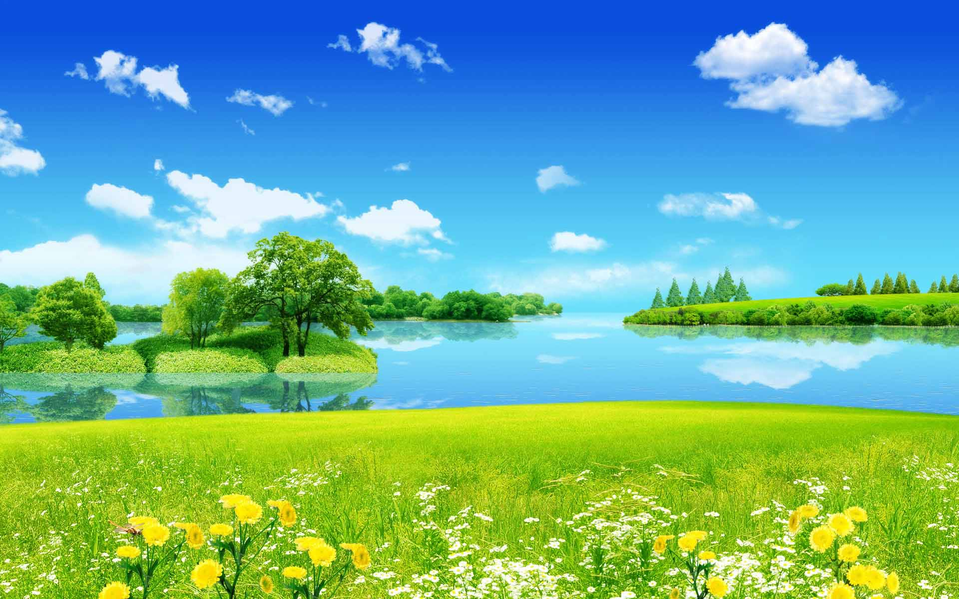 39 - Wallpapers 1280x800 nature ...