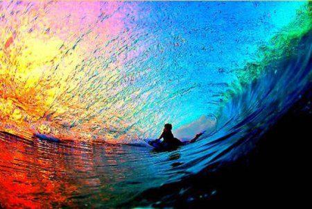 Картинка морская волна