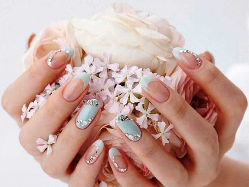 начали картинки дизайна ногтей для свадьбы любой нас
