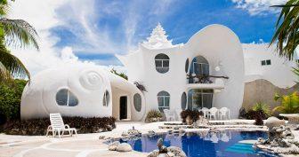 Картинки красивых домов (37 фото)