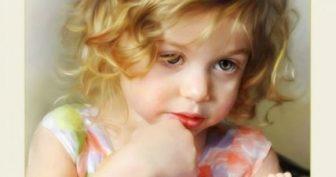 Картинки красивые нарисованные дети (30 фото)