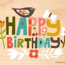 Картинки красивые Happy Birthday (25 фото)
