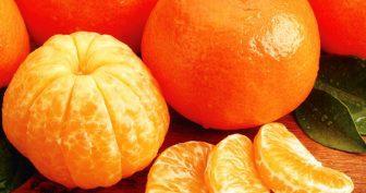 Красивые картинки мандарины (35 фото)