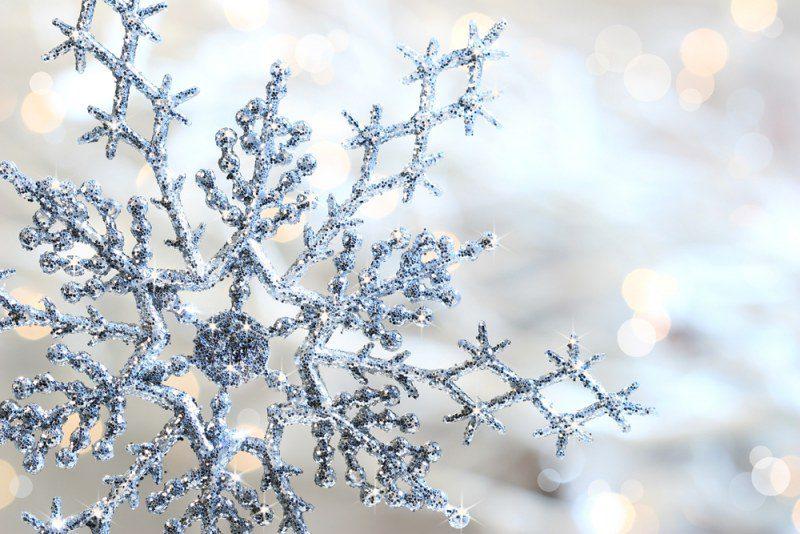 красивые снежинки картинки