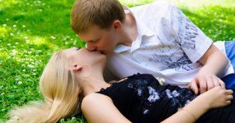 Красивые картинки девушки и парня (35 фото)