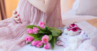 Картинки красивой беременности (35 фото)