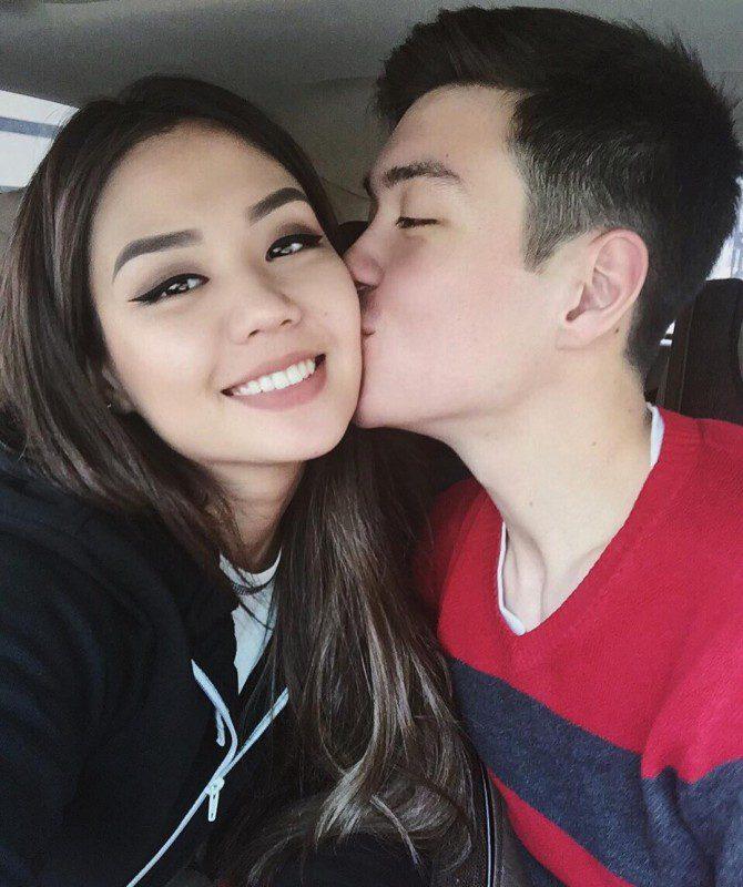 Очень красивые девушки и парень — 5