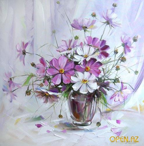 Красивые букеты цветов лилии роз смотреть картинки