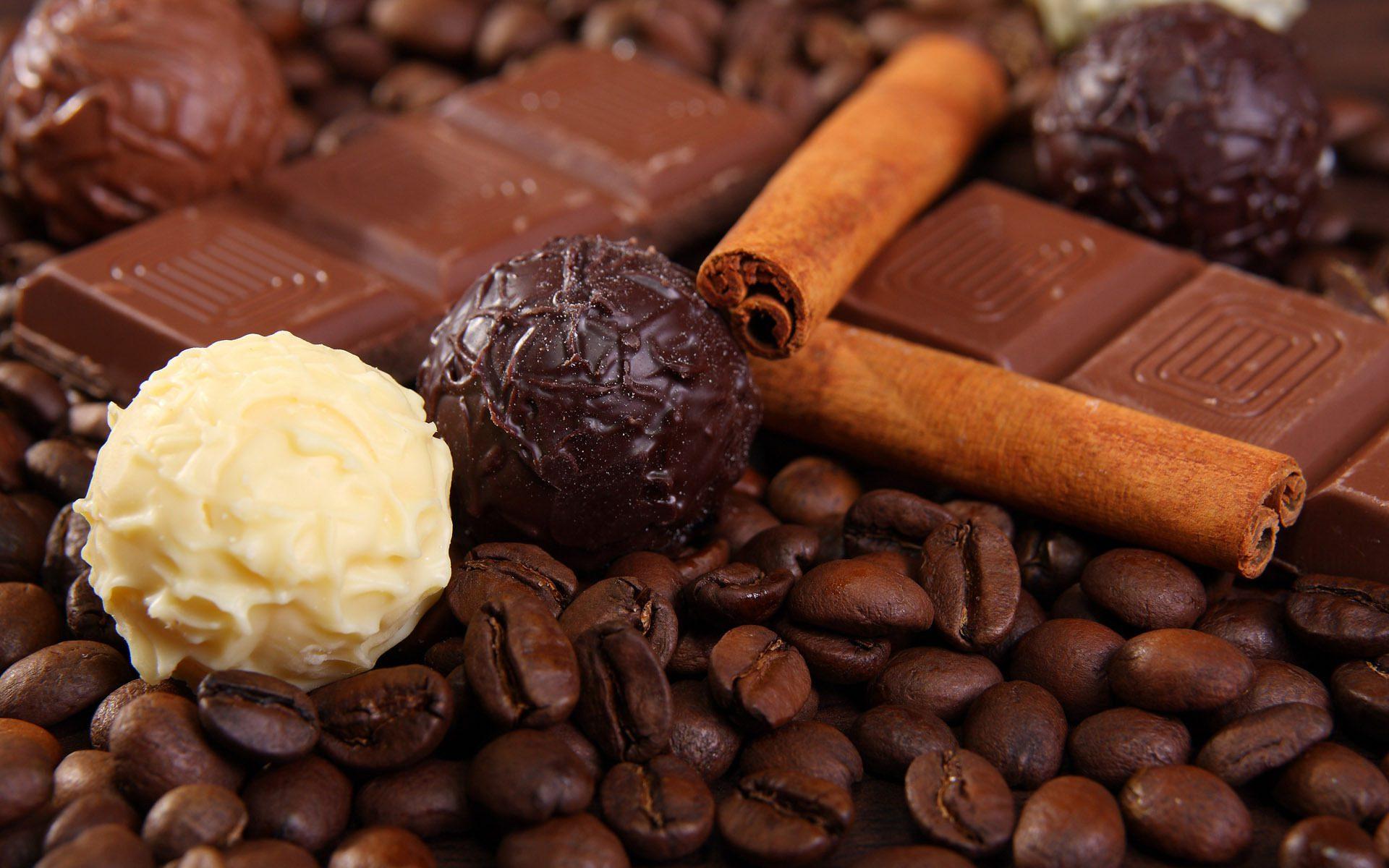 станет картинки кофе и шоколад фон обои флизелиновой