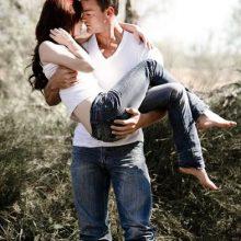 Красивые картинки парень с девушкой (35 фото)