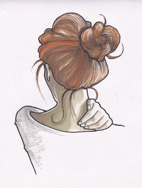 Девушка единорог арт