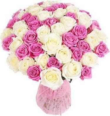 Фото красивых букетов цветов в вазе