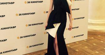 Шикарные платья Светланы Ходченковой (41 фото)