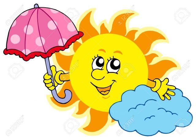 Картинки солнышко для детей нарисованное