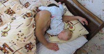 Смешные картинки спящих (35 фото)