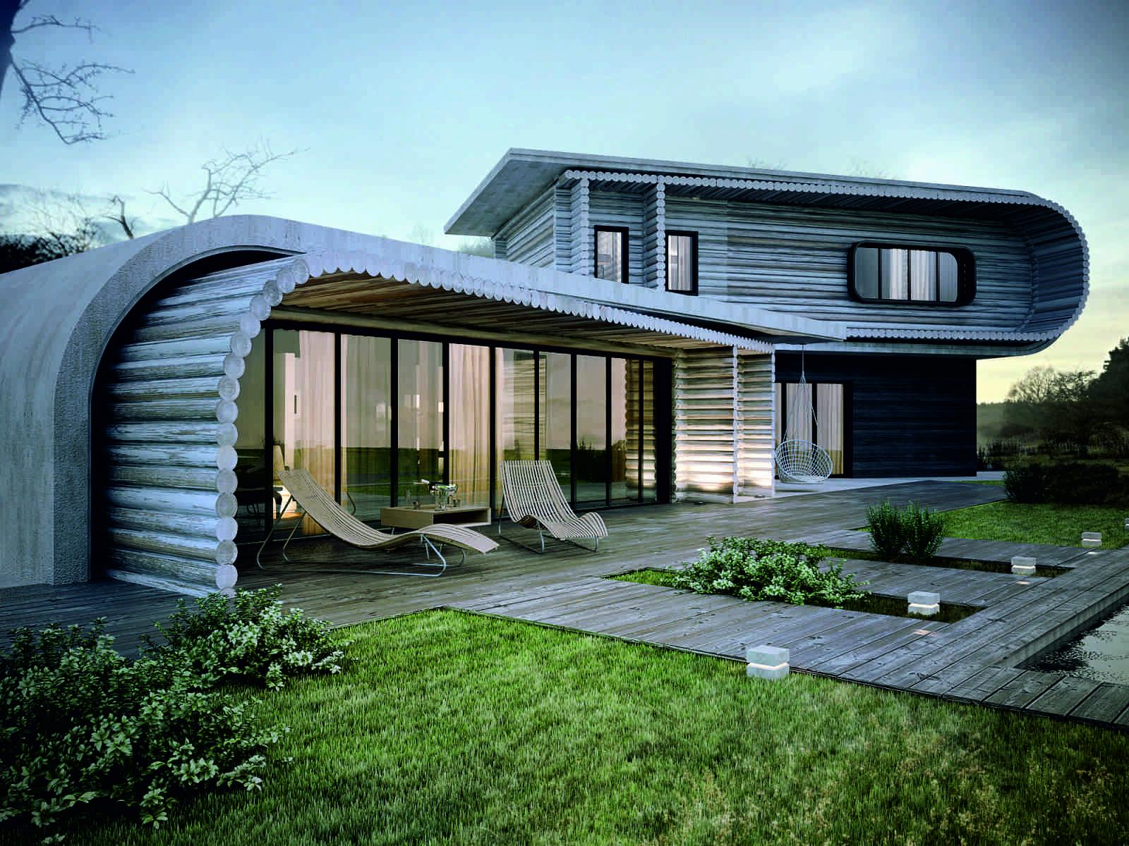 этом экономическим построить дом дизайн фото красивые стильные модели